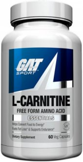Жиросжигатель GAT L- Carnitine 60 капсул (816170020669)