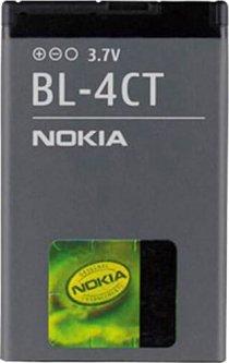 Аккумулятор Nokia BL-4CT 860 mAh (147477)