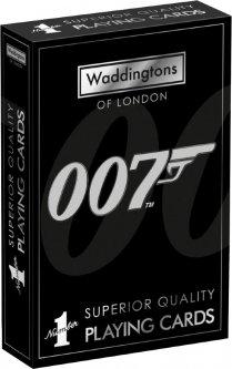 Набор игральных карт Winning Moves Waddingtons - James Bond (WM00383-EN1-12) (5036905039642)