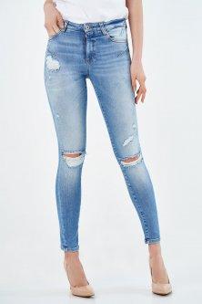 Оригінальні жіночі джинси з порванностями Miss Sixty 4007 29
