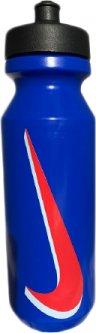 Бутылка для воды Nike N.000.0041.489.32 Big Mouth Graphic Bottle 2.0 32OZ 946 мл Синяя (887791381026)