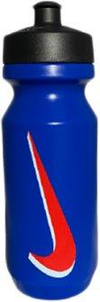 Бутылка для воды Nike N.000.0043.489.22 Big Mouth Graphic Bottle 2.0 22OZ 650 мл Синяя (887791380463)