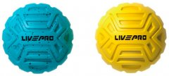 Набор мячиков для массажа 2 шт. LivePro Foot Massage Ball 6.8 см (LP8507)