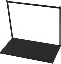 Полка Cosma PIANO 2.0 272 мм Черный (VR53486)