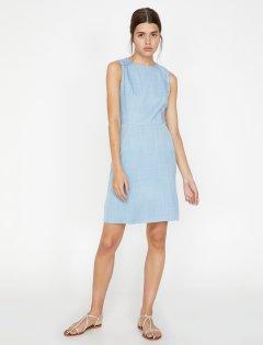 Платье Koton 8YAK82459UW-600 40 Blue (8681953594468)