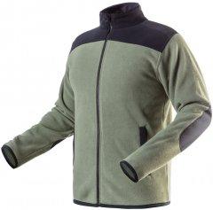 Флисовая блуза с усилениями Neo Tools CAMO L Оливковая (81-505-L)