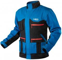 Рабочая блуза Neo Tools HD+ L Синяя (81-215-L)