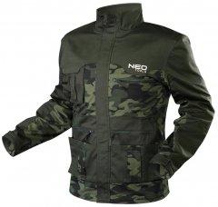 Рабочая блуза Neo Tools CAMO L Оливковая (81-211-L)