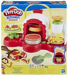 Игровой набор Hasbro Play-Doh Печём пиццу (E4576)