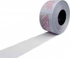 Этикет лента Printex 26 х 16 мм 900 этикеток прямоугольная 36 шт Белая (6099)
