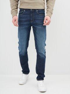 Джинси Calvin Klein Jeans Slim Taper J30J317659-1BJ 33-32 Denim Dark (8719853598504)