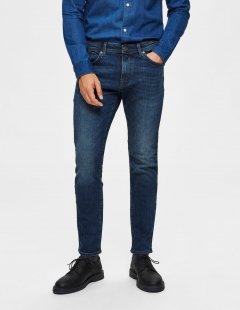 Джинси Selected М0108319 (16075434) колір синій 34/30