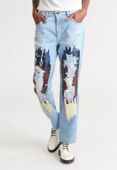 Джинси Pepe Jeans smixb08800034 27/30 блакитний 2000000543710