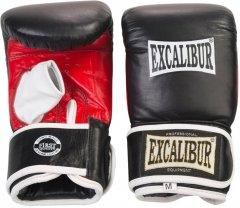 Снарядные перчатки Excalibur 604 Mexima M/20 Черно-красно-белые (604/M/20)