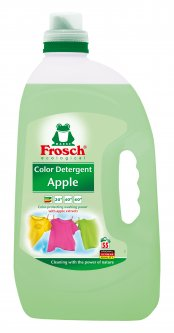 Гель для стирки цветной ткани Frosch 5 л (4001499116131/4009175956163)
