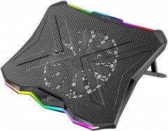 Охлаждающая подставка для ноутбука Vertux Glare Black (glare.black)