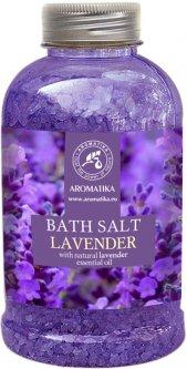 Соль морская для ванн Ароматика Лаванда 600 г (4820177022461)
