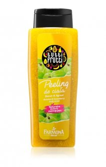 Farmona Tutti Frutti Banana Gooseberry пілінг для тіла (100 мл)