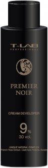 Крем-проявитель T-LAB Professional Premier Noir Cream Developer 30 vol 9% 150 мл (5060466661752)