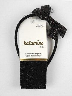 Колготки Katamino K62087 80-92 см Black (8680652445545)