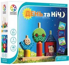 Настольная игра Smart Games День и ночь (SG 033 UKR) (5414301521914)