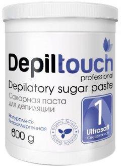 Сахарная паста для депиляции Depiltouch Professional очень мягкая 800 г (4630010605764)