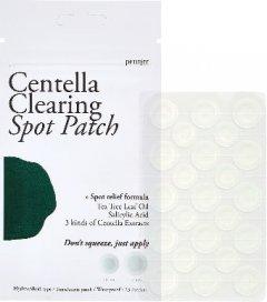 Точечные патчи Petitfee Centella Clearing Spot Patch от воспалений с экстрактом центеллы азиатской 6 г х 23 шт (8809508850795)