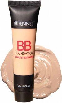 Тональный крем Fennel BB Foundation Натурал 30 мл (8858229023476)