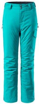 Горнолыжные брюки Iguana Nalia W-Capri Breeze L Бирюзовые (5902786138258)