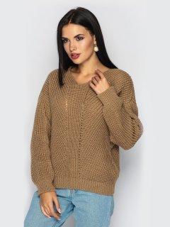 Пуловер Larionoff Paris 42-46 Кэмел (Lari2000005347221)