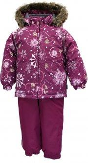 Зимний комплект (куртка + полукомбинезон) Huppa Avery 41780030-94234 80 см (4741468837901)