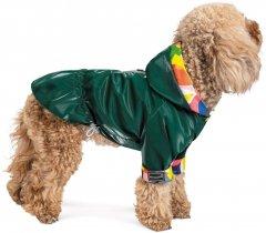 """Ветровка Pet Fashion """"AIR"""" для собак размер М, Зеленая (4823082420643)"""