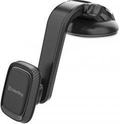 Автодержатель для телефона магнитный СolorWay Dashboard-2 Gray (CW-CHM08-GR)