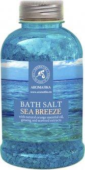 Соль морская для ванн Ароматика Морской бриз 600 г (4820177022478)