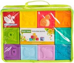 Игрушка для малышей Baby Team Кубики развивающие (8870) (4824428088701)