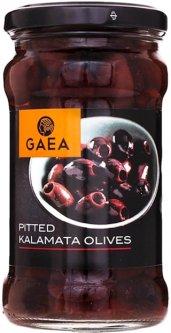 Оливки Gaea Каламата без косточки 290 г (5201671000527)