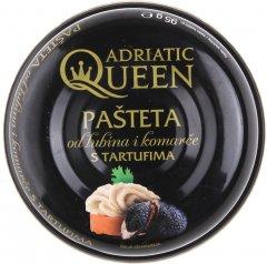 Паштет Adriatic Queen сибас и дорада с трюфелем 95 г (3850160207019)
