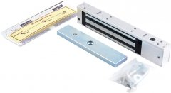 Электромагнитный замок Tyto LM-280F-LED с датчиком состояния двери (DS267119)