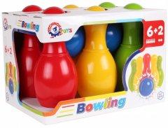 Игрушка ТехноК Набор для игры в боулинг (4692) (4823037604692)
