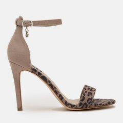 Босоножки XTI Textile Ladies Shoes 49129-1129 36 Темно-серые (8434739482028)