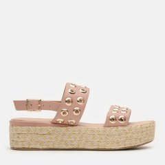 Босоножки XTI Pu Ladies Sandals 49066-2463 40 Светло-розовые (8434739456746)