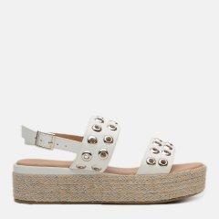 Босоножки XTI Pu Ladies Sandals 49066-3 40 Белые (8434739456883)