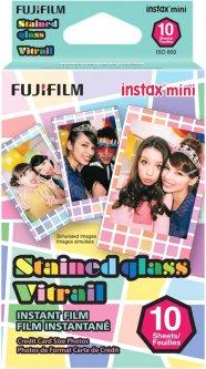 Фотобумага Fujifilm Colorfilm Instax Mini Stained Glass