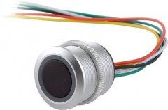 Бесконтактная кнопка выхода врезная Tyto BMN-02-NO/NC (корпус металл) (DS265934)