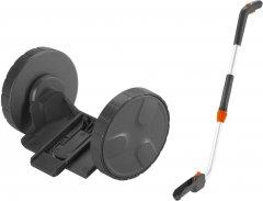 Комплект ручка+колеса Gardena для аккумуляторных ножниц (09859-20.000.00)