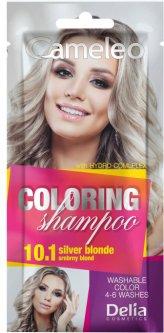 Шампунь оттеночный Delia cosmetics Cameleo 10.1 Платиновый Блондин 40 мл (5906750890203)