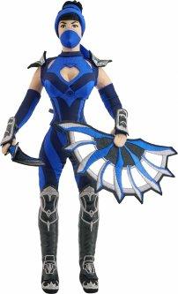 Мягкая игрушка WP Merchandise Mortal Kombat 11 Kitana (MK010005)