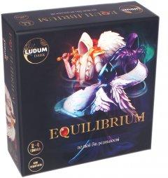 Игра настольная Ludum Эквилибриум украинский язык (LP8045-51)