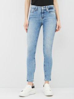Джинси Calvin Klein Jeans Mid Rise Skinny Ankle J20J215401-1AA 24 Denim Light (8719853608746)