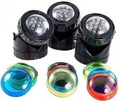 Светильник для пруда Aqua Nova NPL1-LED3 в (к-те датчик день/ночь) (5904378730628)
